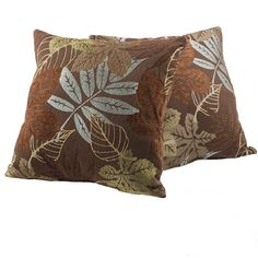 Throw Pillows: Place throw pillows on a bare sofa to spruce up the furniture's design. Free Shipping on orders over $45!