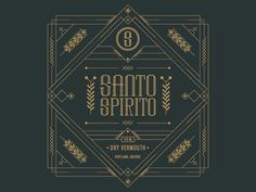 Santo Spirito Label R2