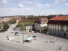 Schlossplatz, Anbach,Germany,Bayern,Bavaria,Franken,Frankonia,hotel, Platengarten, entrance,park, Eingang Hofgarten neben dem Hotel