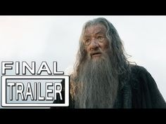 The Hobbit 3 Final Trailer Official - The Battle of the Five Armies - YouTube