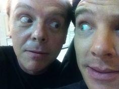 Simon & Benedict <3
