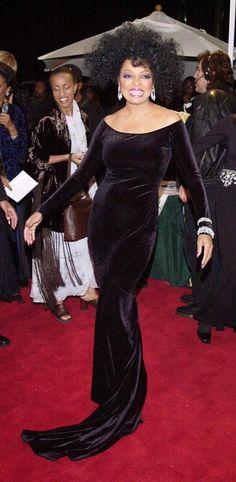 Diana Ross Style Evolution