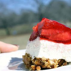 STRAWBERRY PRETZEL SALAD just like my grandmas recipe this is a staple for our thanksgiving dinners growing up
