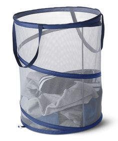 Pop-up laundry hamper: This was the single best investment for our latest vacation!! We stored all our dirty clothes in this in the bathroom of the hotel room and just popped the whole full hamper into the back of the car when we came home. Brought it straight to the laundry room. No unpacking dirty clothes or trying to keep them separated from the clean ones!! Zulily has a great price: $9! My sanity is worth that!
