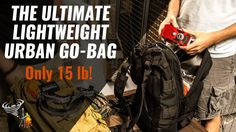 After a lot of hard work, the team at RTGS and The Bug Out Bag Guide created the Ultimate Urban Survival Kit that's worthy of any city dwellers apartment.