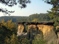 Pokličky Kokořínsko Czech Republic, Grand Canyon, Nature, Travel, Honey, Naturaleza, Viajes, Destinations, Grand Canyon National Park