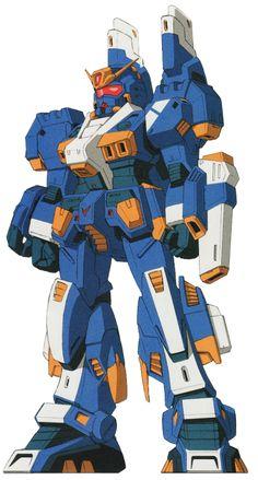 RAG-79-G1 Waterproof Gundam