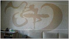 Работать с #жидкими_обоями #Silk_Plaster оказалось очень просто. Я за неделю сделала #ремонт в #гостиной без всяких проблем. Работа над #рисунком мне и моей подруге, талантливой и креативной художнице, далась весело и легко. У моей настенной балерины теперь даже имя есть - Наринэ, так мы назвали её в процессе работы. https://www.plasters.ru/info/design-ideas/aktsiya_remont_povod_dlya_tvorchestva/elena_odinokova/