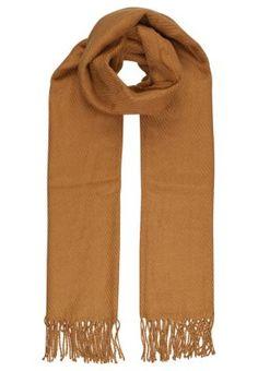 Sjaals Pieces PCKIAL - Sjaal - camel camel: € 18,95 Bij Zalando (op 3-12-15). Gratis bezorging & retournering, snelle levering en veilig betalen!