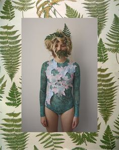 """an organic collection by designer Olesya Paramonova"""