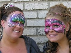 """Hire a face painter to do the masks!  It will be a fun activity & save you a lot of time making masks people may not wear.  This will also be a fun activity for the kids!!  Tip- when you hire them pay up front & do NOT say it's a wedding.  Do this for ANY & EVERYTHING!  Wedding prices will be higher.  But """"party prices"""" are easier on the pocket.  You don't have to lie, just say a """"Masquerade Ball"""" & leave it at that."""
