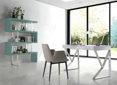 Ambientes de trabalho Work environments VENICE http://intense-mobiliario.com/pt/secretarias/16045-secretaria-venice-br.html