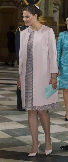 Crown Princess Victoria of Sweden.. #royalbump #chicbump
