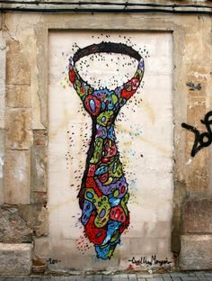 cuellimangui The Artist of urban art are very very good.