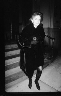 Jackie Kennedy Onassis Is A Style Icon ... Here Are 85 Reasons Why (PHOTOS)1991