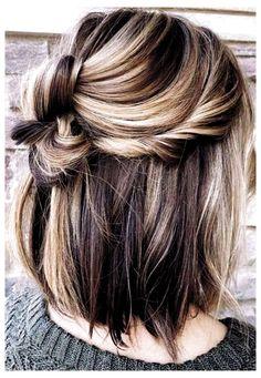 Subtle Hair Color, Gorgeous Hair Color, Fall Hair Colors, Cool Hair Color, Hair Colors For Summer, Short Hair For Summer, Color Red, Hair Color Ideas For Brunettes Short, Make Up