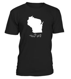 # Language Wisconsin Home T shirt .   Milwaukee, Madison, Green Bay, Kenosha, Racine, Appleton, Waukesha, Eau Claire, Oshkosh, Janesville, and Sheboygan are all great cities that make the Badger State great! Faded, distressed look. *** IMPORTANT ***These shirts are only available for aLIMITED TIME,soact fast and order yours now!TIP:SHARE it with your friends, buy2shirts or more and you will save on shipping.