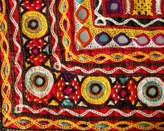 Sindhi Embroidery –