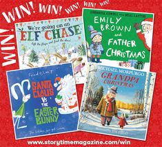 Storytime runs a kids competition each month where you can our brilliant Books of the Month and more! Competitions For Kids, Michael Morpurgo, Picture Books, Story Time, December, Children, Pictures, Young Children, Photos
