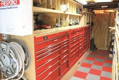 custom carpentry work trailer - Google Search