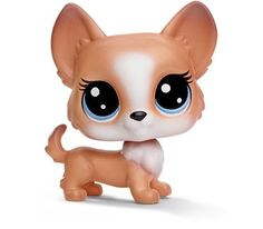 Littlest Pet Shop Pet Tracker - LPS - Hasbro You are in the right place about Littlest Pet Shop Diy art Here we offer you the most beautiful pictures about Lps Littlest Pet Shop, Little Pet Shop Toys, Little Pets, Lps Dog, Lps Pets, Custom Lps, Baby Animals, Cute Animals, Lps Accessories