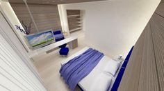Eco oriented Hotel Design by Daniele Menichini Architetto  #interior #design #hotel #room