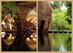 Vietnamese Architecture by VoTrongNghia #architecture #greenbuilding