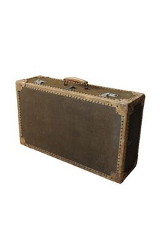 FRENCH VINTAGE DISPLAY TRUNK -MID-