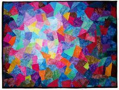 textile confetti art - Google Search