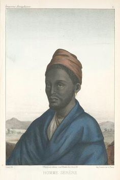 Bour Sine Coumba Ndoffene. Portraits Sereres d 'antan
