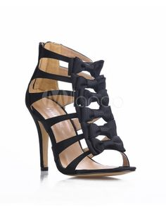 Black Bows Back Zip Closure Imitated Silk Womens Gladiator Sandals - $30.79 http://shareasale.com/r.cfm?b=976928&u=1560813&m=69038&urllink=http%3A%2F%2Fwww%2Emilanoo%2Ecom%2Fproduct%2Fblack%2Dbows%2Dback%2Dzip%2Dclosure%2Dimitated%2Dsilk%2Dwomens%2Dgladiator%2Dsandals%2Dp147782%2Ehtml%23m24606&afftrack=