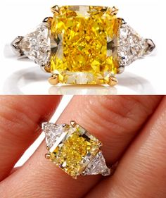 disney princess engagement ring, Belle, wedding ring, beauty and the beast, diamonds, roses, leaves, Cartier, yellow diamond