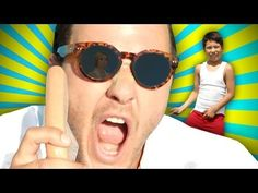 """PSY - """"GANGNAM STYLE"""" (강남스타일) PARODY -  ENGLISH VERSION (I have never laughed so hard in my life!!!"""