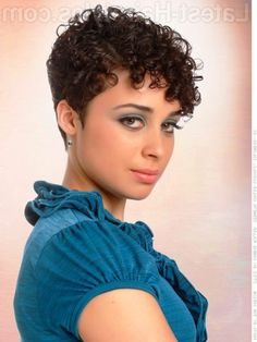 pixie haircuts | Pixie Hairstyles For Black Women Pixie Haircut For Black Women Cute ...