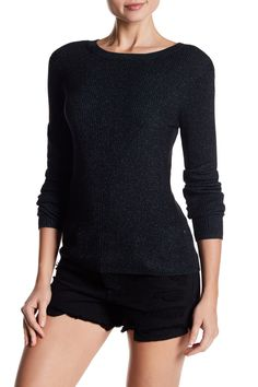 Glitter Knit Sweater  by Affair by Current Air on @HauteLook