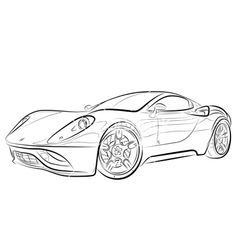 how to sketch a car - Google Search