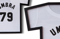 Marco para camisetas muy especiales