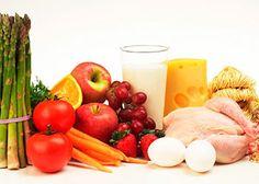 Диета для сушки тела - топ продуктов питания.