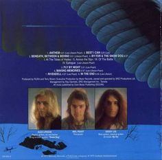 Rush Album Covers | Rush - Fly By Night (1975), CD Cover | Free Covers
