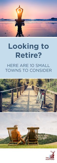 Finding the perfect town to retire to is about finding a place where you're free to be you. Early Retirement, Retirement Planning, Places To Travel, Places To See, Life Transitions, Cannes France, Beautiful Places To Visit, Me Time, Small Towns