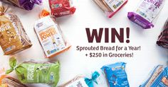 Find you bread match by taking our quiz