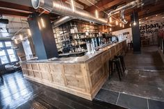 The Urban Tap House is a new craft beer bar from Newport's Tiny Rebel Brewing Co. Opened on September 25th 2013, the bar features the best s...