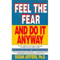 getting over the fear, and getting motivated to do the thing in your life. Great book !!