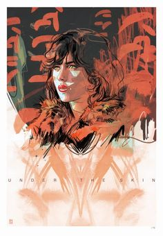 The Geeky Nerfherder: Cool Art: 'Under The Skin' by Tula Lotay