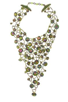 Necklace by Coppola Toppo.