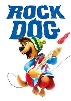84 Best Rock Dog images in 2017   New movies, Fan art, Fanart
