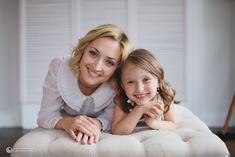 СТУДИЯ. МАМА И ДОЧКА