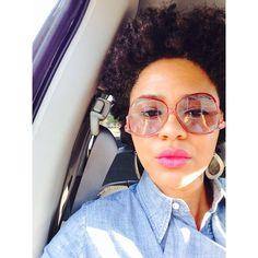 #naturalhair #charlotteblogger #northcarolinablogger #makeupforever #naturalistas #naturalhairdaily #curlbox