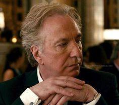 One I forgot... Alan Rickman - Mr Snaggle... (alongside Bill Nighy as Mr Snuffle)