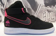 Preview: Nike Lunar Force 1 High City Pack | Paris & NYC